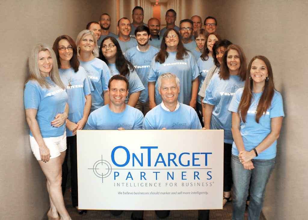 OnTarget Partners workers in Frisco conduct global research and marketing campaigns for B2B companies. (OnTarget Partners)